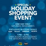 Best Buy Holiday Shopping Event – Holiday Gifting Made Easy