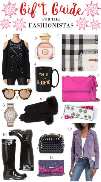 gift ideas for fashion lovers