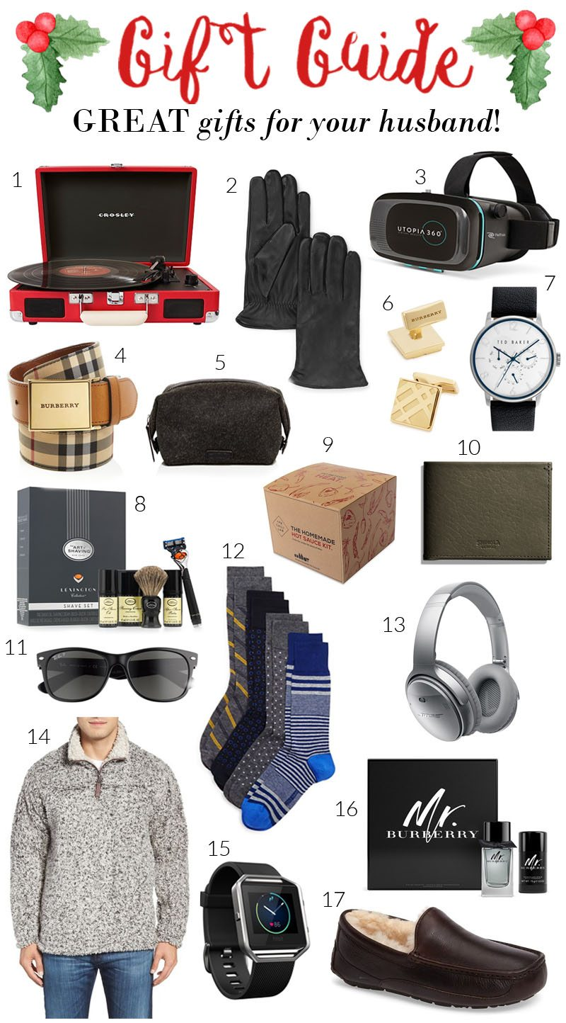 Remarkable Gifts For Husband That Are Sure To Please
