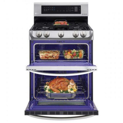 LG ProBake Double Oven Best Buy