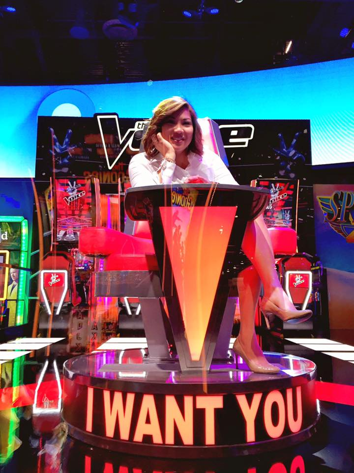 Daisy Teh on The Voice at G2E as a Corporate Recruiter