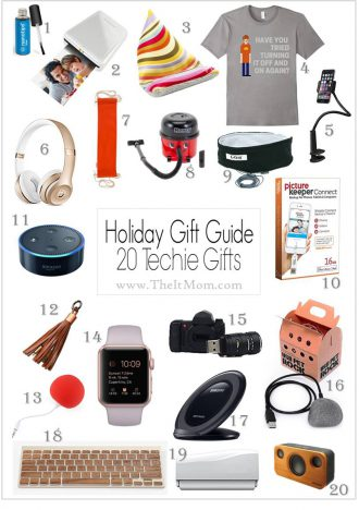 Techie Gift Guide