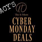 Macy's Cyber Monday Sale 2016