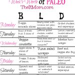 The Paleo Diet – A Beginner's Guide & Meal Plan