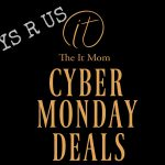 Toys R Us Cyber Monday Sale 2016