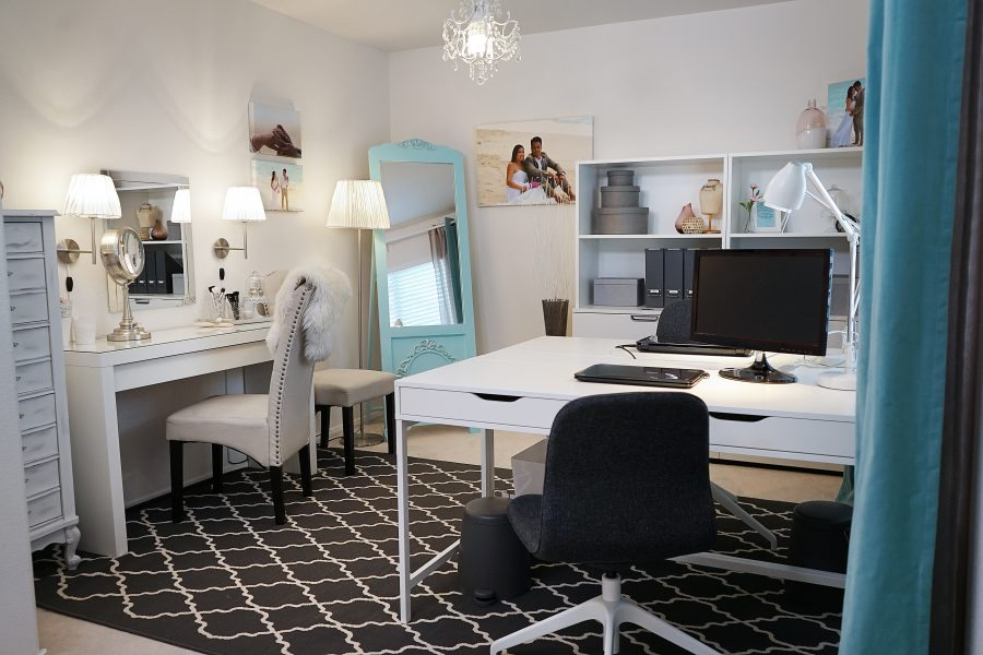 Bon IKEA Home Tour Makeover Home Office Makeover