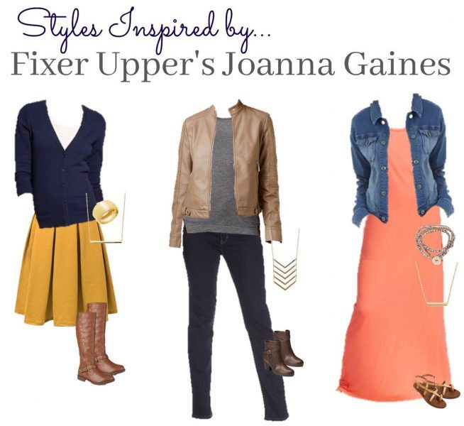 Styles Inspired by Joanna Gaines BOARD