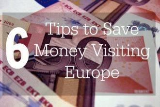 6 Save Money Europe
