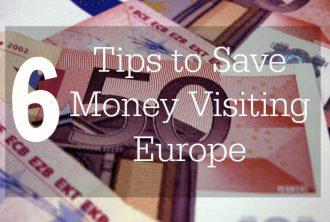 6 Save Money Europe