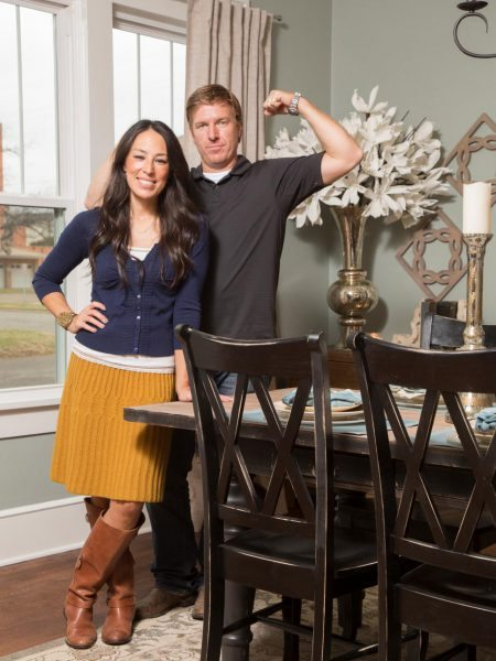 Joanna Gaines Fixer Upper Outfit Inspiration