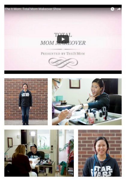 Charlene Mommy Makeover Transformation