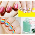 20 Creative and Simple DIY Nail Tutorials To Pamper Your Nails Now