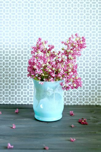 Ombre Vase DIY How To