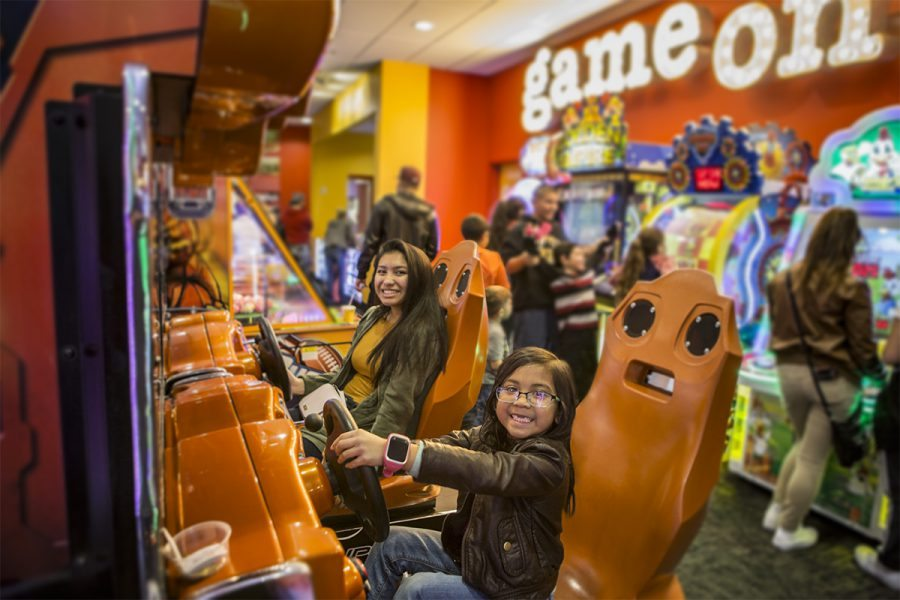 Peter Piper Pizza Games