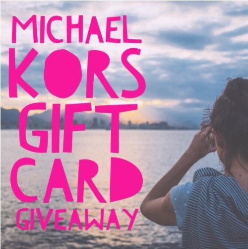 Michael Kors Gift Card Giveaway