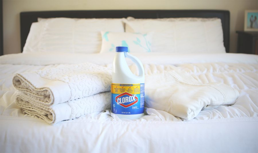 Clorox White Sheets