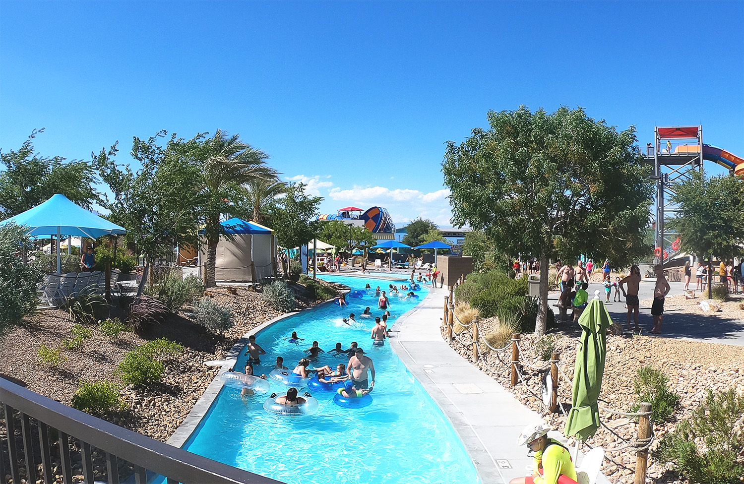 Our Wet N Wild Las Vegas Waterpark Adventures And Promo