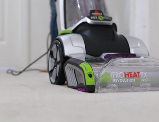 ProHeat 2X Revolution Pet Pro Upright Deep Cleaner Express Clean Mode