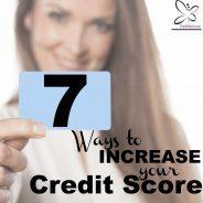 fix credit increase credit score