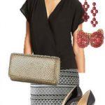 Lookbook: Black, Basic and Stunning